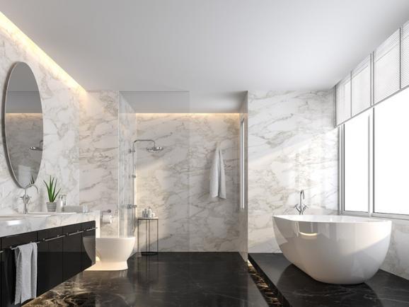 Création salle de bain Cergy